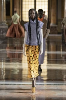 VALENTINO 2021SS Couture パリコレクション 画像42/86