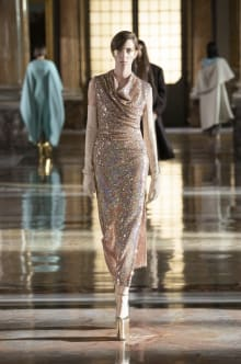 VALENTINO 2021SS Couture パリコレクション 画像69/86
