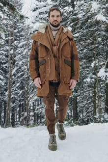 White Mountaineering -Men's- 2021AW パリコレクション 画像1/37