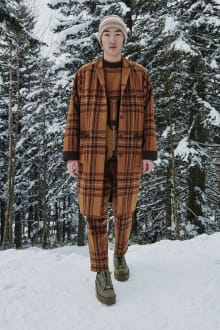 White Mountaineering -Men's- 2021AW パリコレクション 画像4/37