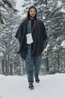 White Mountaineering -Men's- 2021AW パリコレクション 画像15/37