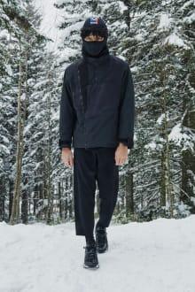 White Mountaineering -Men's- 2021AW パリコレクション 画像34/37