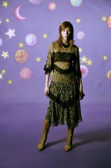 ANNA SUI 2021AW ニューヨークコレクション 画像12/34