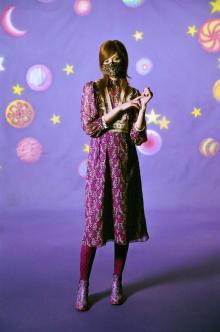 ANNA SUI 2021AW ニューヨークコレクション 画像19/34