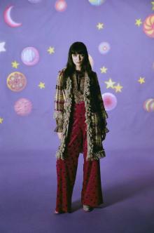 ANNA SUI 2021AW ニューヨークコレクション 画像27/34