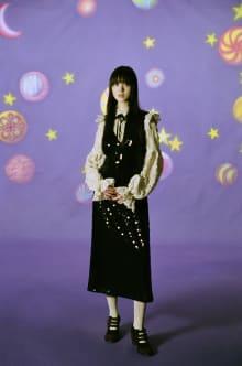 ANNA SUI 2021AW ニューヨークコレクション 画像32/34