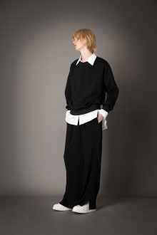 Robes & Confections HOMME 2021AWコレクション 画像6/20