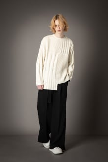 Robes & Confections HOMME 2021AWコレクション 画像7/20