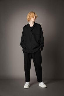 Robes & Confections HOMME 2021AWコレクション 画像8/20