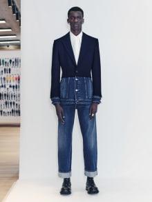 Alexander McQueen -Men's- 2021AWコレクション 画像4/45
