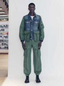 Alexander McQueen -Men's- 2021AWコレクション 画像8/45
