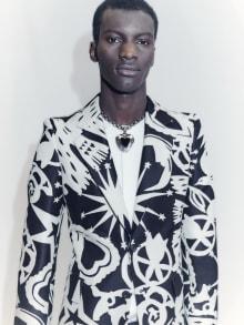 Alexander McQueen -Men's- 2021AWコレクション 画像24/45