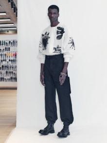 Alexander McQueen -Men's- 2021AWコレクション 画像39/45