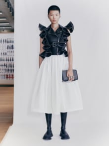 Alexander McQueen 2021 Pre-Fallコレクション 画像14/29