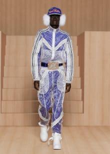 LOUIS VUITTON -Men's- 2022SS パリコレクション 画像15/78