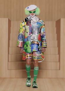 LOUIS VUITTON -Men's- 2022SS パリコレクション 画像33/78