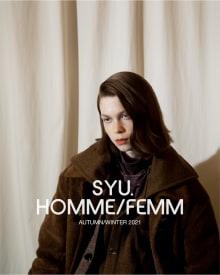 SYU.HOMME/FEMM 2021AWコレクション 画像1/18