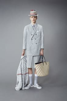 THOM BROWNE -Men's- 2022SS Pre-Collectionコレクション 画像9/45