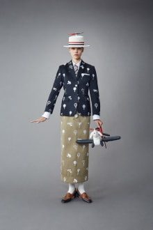 THOM BROWNE -Women's- 2022SS Pre-Collectionコレクション 画像22/56