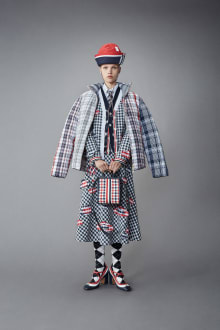 THOM BROWNE -Women's- 2022SS Pre-Collectionコレクション 画像28/56