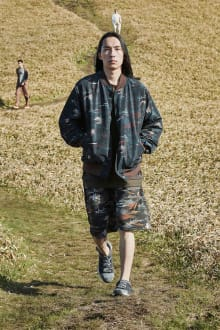 White Mountaineering 2022SS パリコレクション 画像11/40