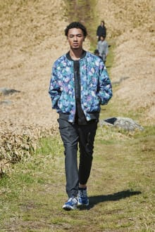 White Mountaineering 2022SS パリコレクション 画像19/40