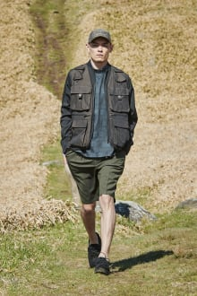 White Mountaineering 2022SS パリコレクション 画像25/40