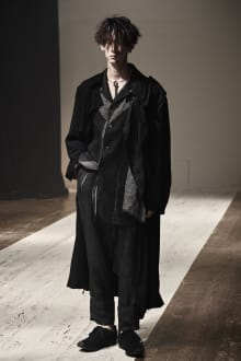 Yohji Yamamoto POUR HOMME 2022SS パリコレクション 画像5/28