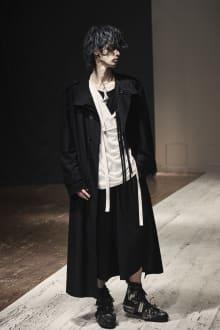Yohji Yamamoto POUR HOMME 2022SS パリコレクション 画像9/28