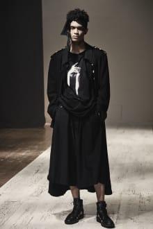Yohji Yamamoto POUR HOMME 2022SS パリコレクション 画像10/28