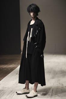 Yohji Yamamoto POUR HOMME 2022SS パリコレクション 画像13/28