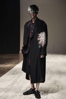 Yohji Yamamoto POUR HOMME 2022SS パリコレクション 画像17/28