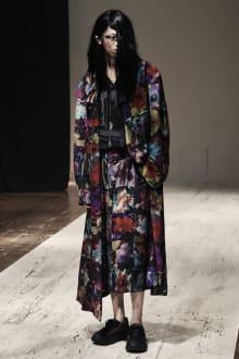 Yohji Yamamoto POUR HOMME 2022SS パリコレクション 画像19/28