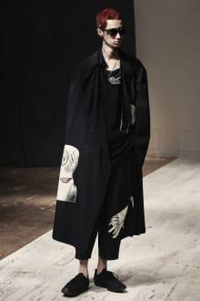 Yohji Yamamoto POUR HOMME 2022SS パリコレクション 画像22/28