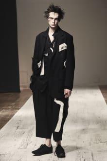 Yohji Yamamoto POUR HOMME 2022SS パリコレクション 画像23/28