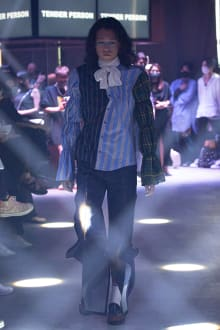 TENDER PERSON 2022SS 東京コレクション 画像9/139