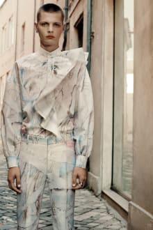 Alexander McQueen -Men's- 2022SSコレクション 画像13/14