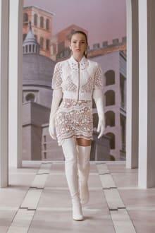 FENDI 2021AW Couture パリコレクション 画像12/31