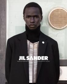 JIL SANDER -Campaign- 2021AWコレクション 画像2/14