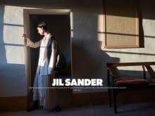 JIL SANDER -Campaign- 2021AWコレクション 画像4/14