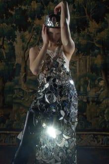Maison Margiela 2021AW Couture パリコレクション 画像54/74