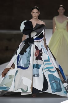 VALENTINO 2021AW Couture パリコレクション 画像68/84