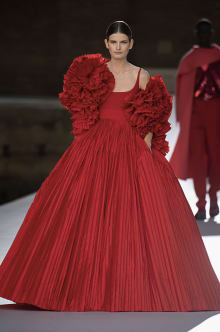 VALENTINO 2021AW Couture パリコレクション 画像72/84