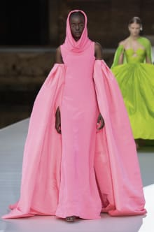 VALENTINO 2021AW Couture パリコレクション 画像74/84