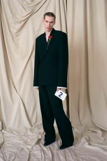 BALENCIAGA 2021AW Couture パリコレクション 画像2/63