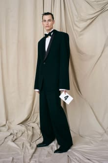 BALENCIAGA 2021AW Couture パリコレクション 画像4/63