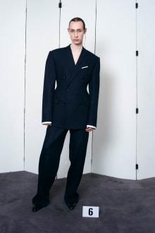 BALENCIAGA 2021AW Couture パリコレクション 画像6/63