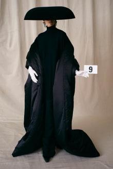 BALENCIAGA 2021AW Couture パリコレクション 画像9/63