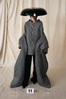 BALENCIAGA 2021AW Couture パリコレクション 画像11/63