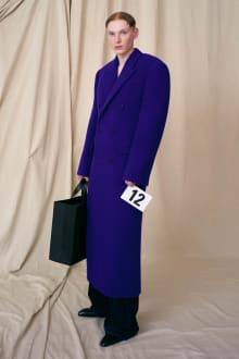 BALENCIAGA 2021AW Couture パリコレクション 画像12/63